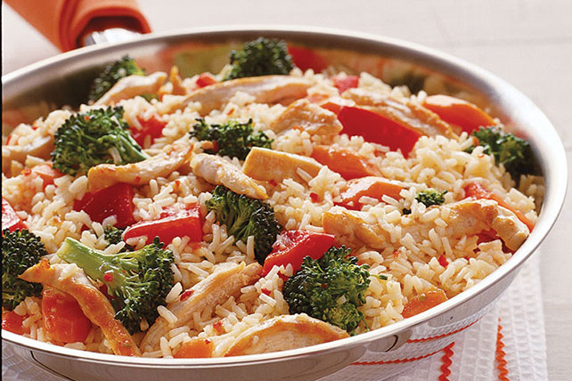 Italian Chicken and Rice Image 1