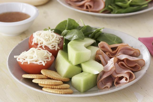 Italian Ham Cold Plate Image 1