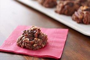 BAKER'S GERMAN'S Sweet Chocolate Chunk Cookies