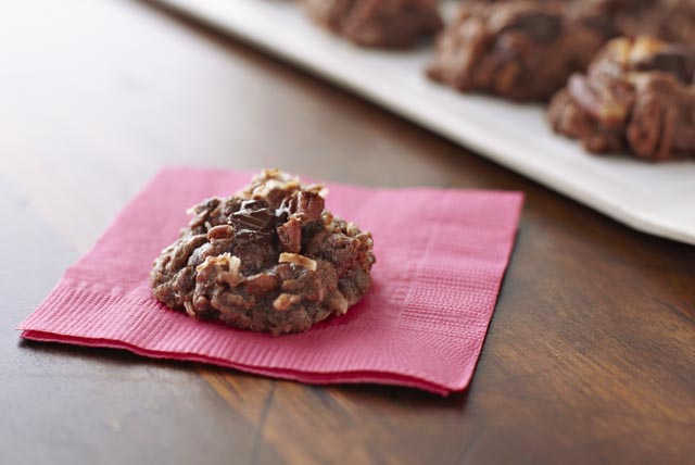 BAKER'S Coconut-Chocolate Chunk Cookies Image 1