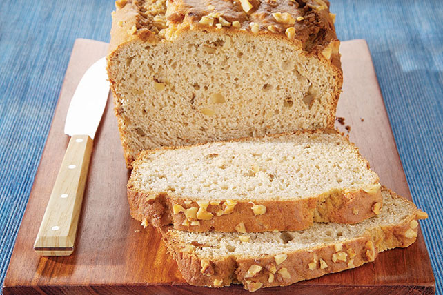 Banana-Walnut Bread Image 1
