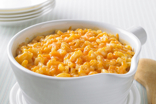 Super Cheesy Baked Macaroni & Cheese Image 1
