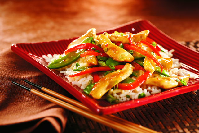 """Chinese Takeout"" Lemon Chicken Image 1"