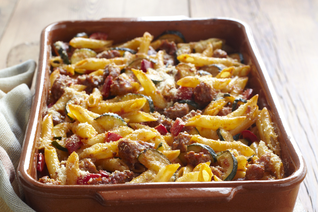 Velveeta 174 Italian Sausage Bake Kraft Recipes