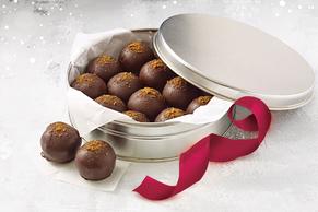 Gingersnaps Cookie Balls