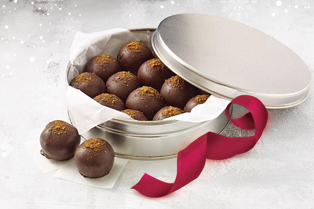 Gingersnaps Cookie Balls Image 1