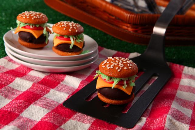 Sweet 'Burger' Bites Image 1