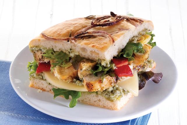 Le sandwich de l'été sans fin d'Amy Image 1