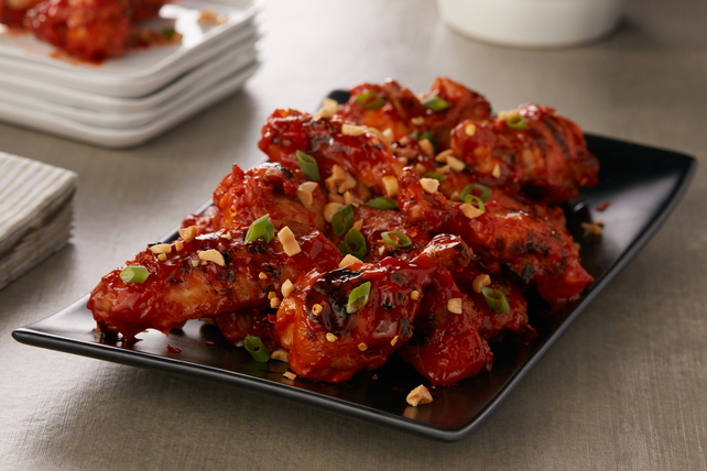 Kung Pao Chicken Wings Image 1