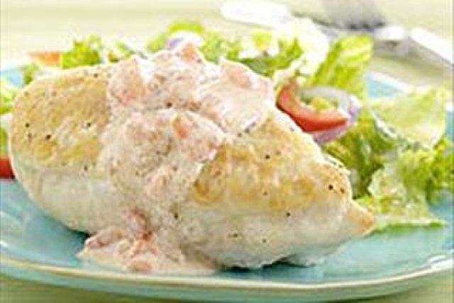Pechugas de pollo a la crema Image 1