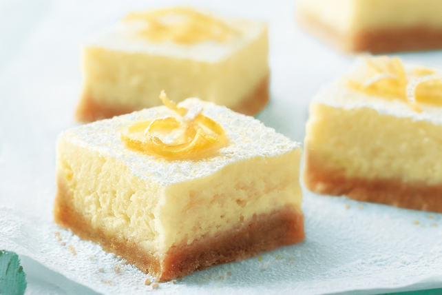 Creamy Lemon Squares Image 1