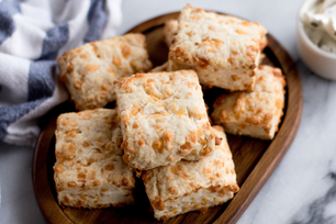 Easy-Bake Cheddar Biscuits