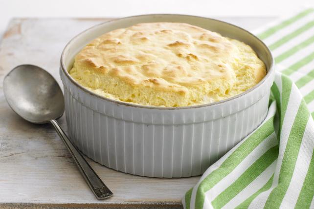 Soufflé au cheddar et au parmesan Image 1