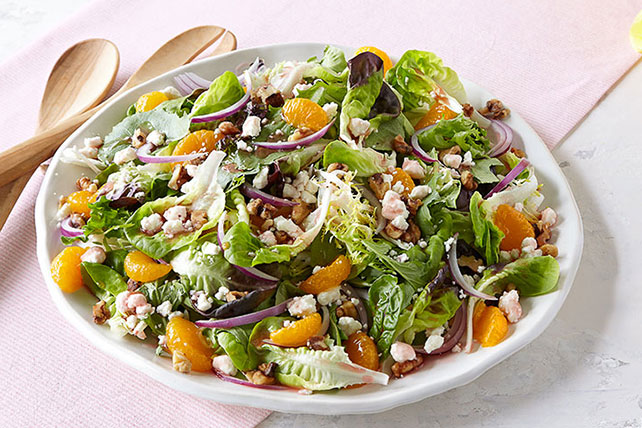Fabulous Fruit & Feta Salad