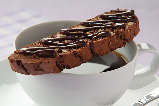 Chocolate-Almond Biscotti Image 1