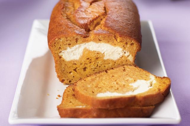 Layered Pumpkin Loaf Image 1