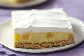 Cool & Creamy Pineapple Squares