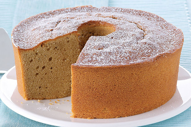 Old-Fashioned Coffee Pound Cake