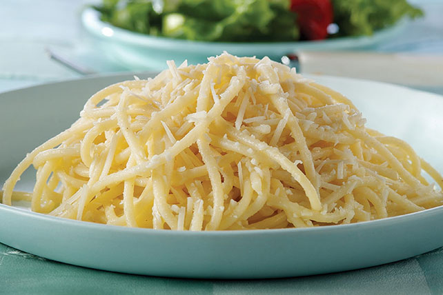 15-Minute Parmesan Pasta Image 1