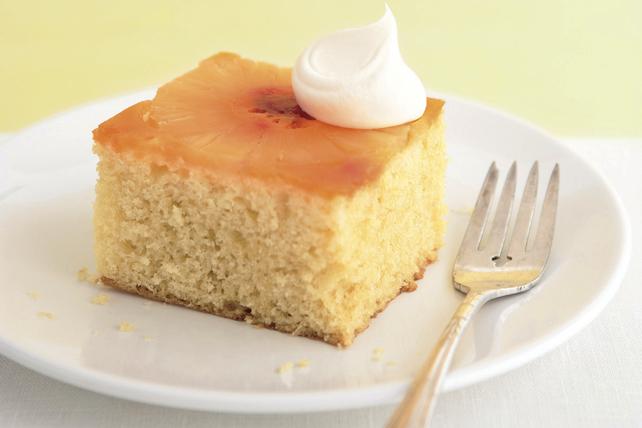 Upside-Down Sunshine Cake Image 1