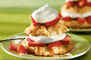 Sweet Summer Shortcakes