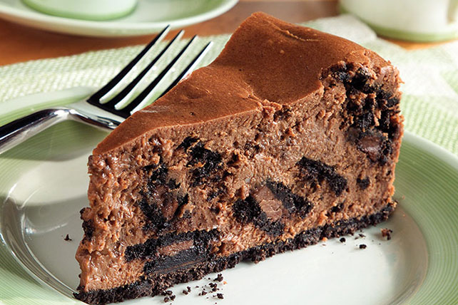 OREO Chocolate Cream Cheesecake - Kraft Recipes