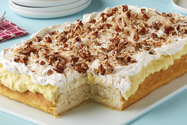 Pineapple Coconut Cake Image 1