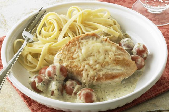 Tuscan Chicken Simmer Image 1