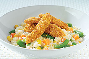 SHAKE 'N BAKE No-Fuss Crispy Chicken Dinner Image 1