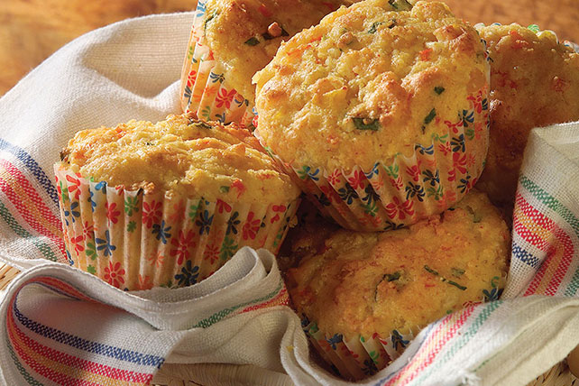 Confetti Corn Muffins Image 1