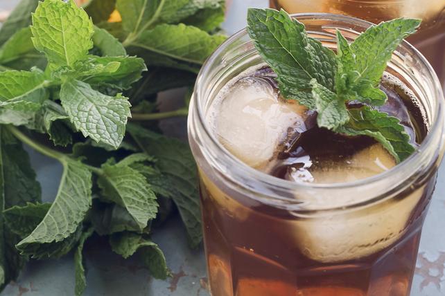 Thé glacé parfait pour la terrasse Image 1