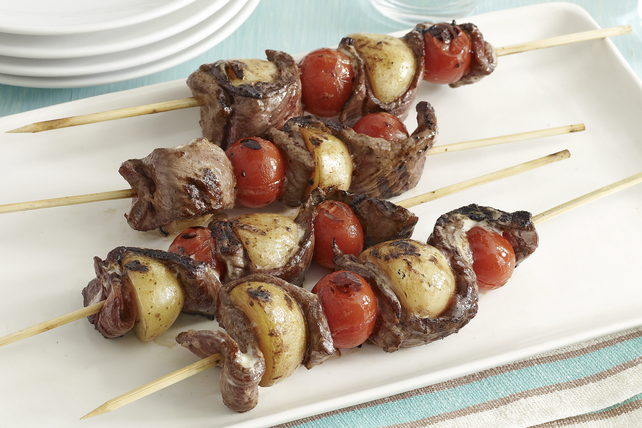 Ranch-Style Steak Kabobs Image 1