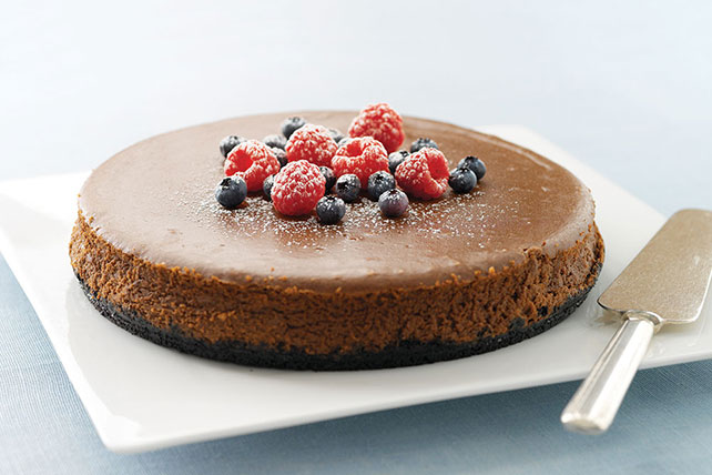 Chocolate Royale Cheesecake Image 1