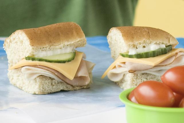 Sub Sandwich Minis Image 1
