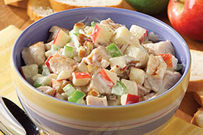 Chunky Chicken-Apple Salad
