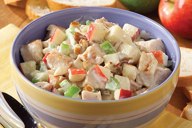 Chunky Chicken-Apple Salad Image 1