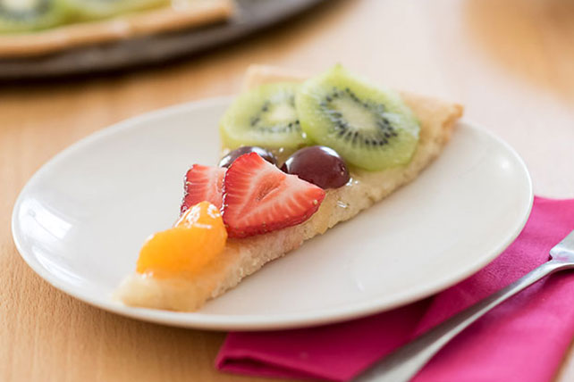 Festive Fruit Pizza Image 1