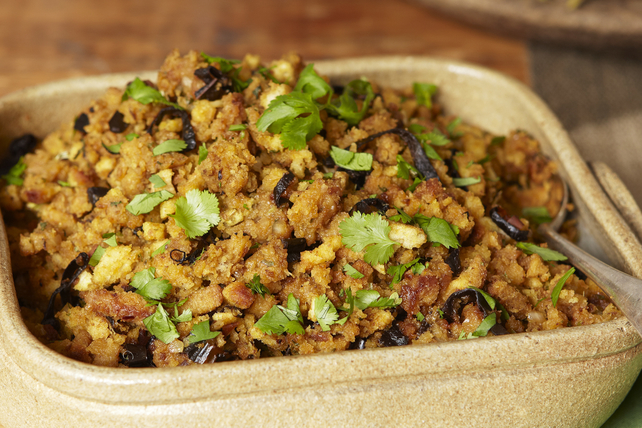 Stuffing with Pasilla Chiles Image 1