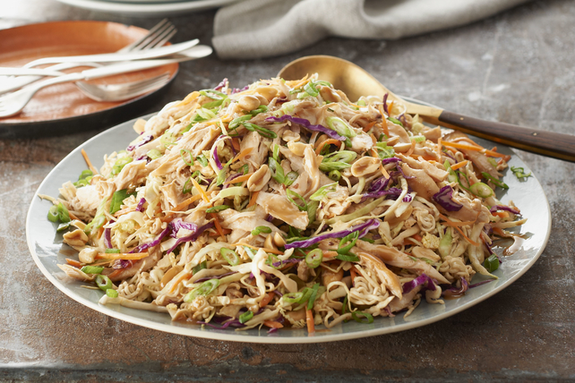 For asian noodle slaw
