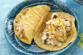 Tacos au poisson de Baja