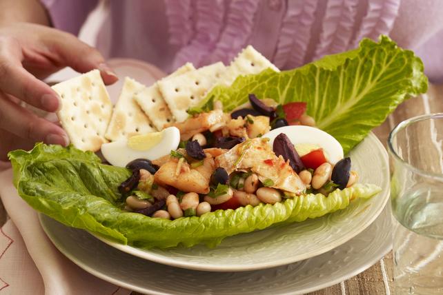 Salt Cod Salad Image 1