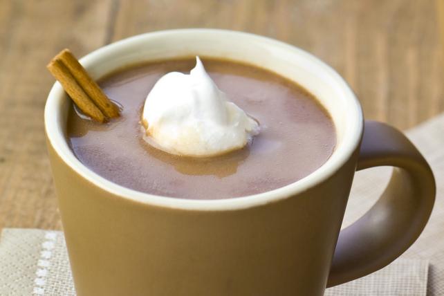 Chocolat chaud épicé à la mexicaine Image 1