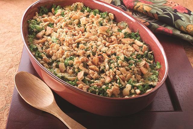 RITZ  Broccoli Casserole Image 1