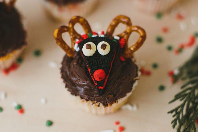 Reindeer Cupcakes Image 1