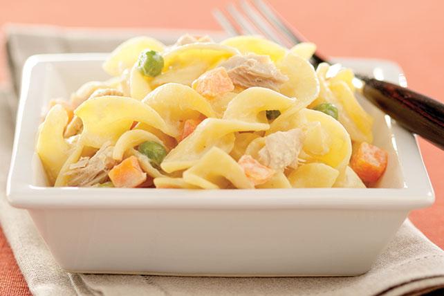 Easy Tuna Noodle Casserole Image 1