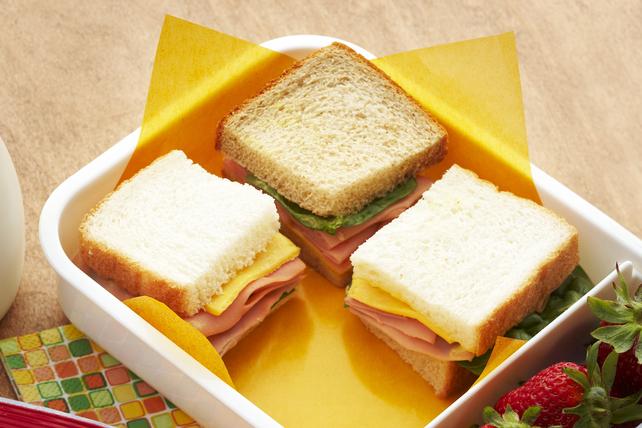 Two-Tone Ham Sammy Image 1