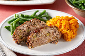 Bold & Spicy Meatloaf