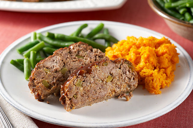 Bold & Spicy Meatloaf Image 1