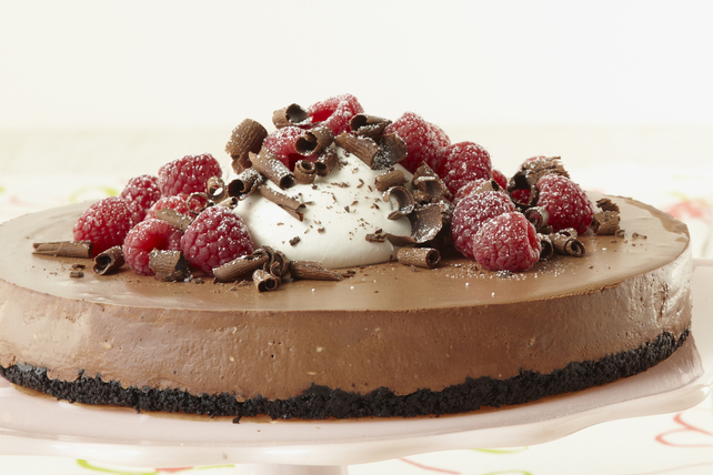 Chocolate Mousse Dessert Image 1