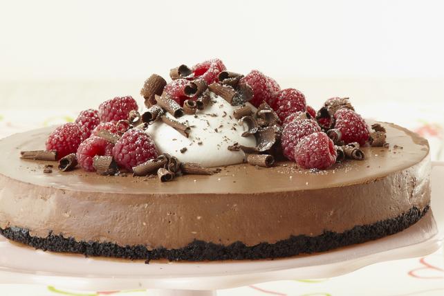 Dessert à la mousse au chocolat Image 1